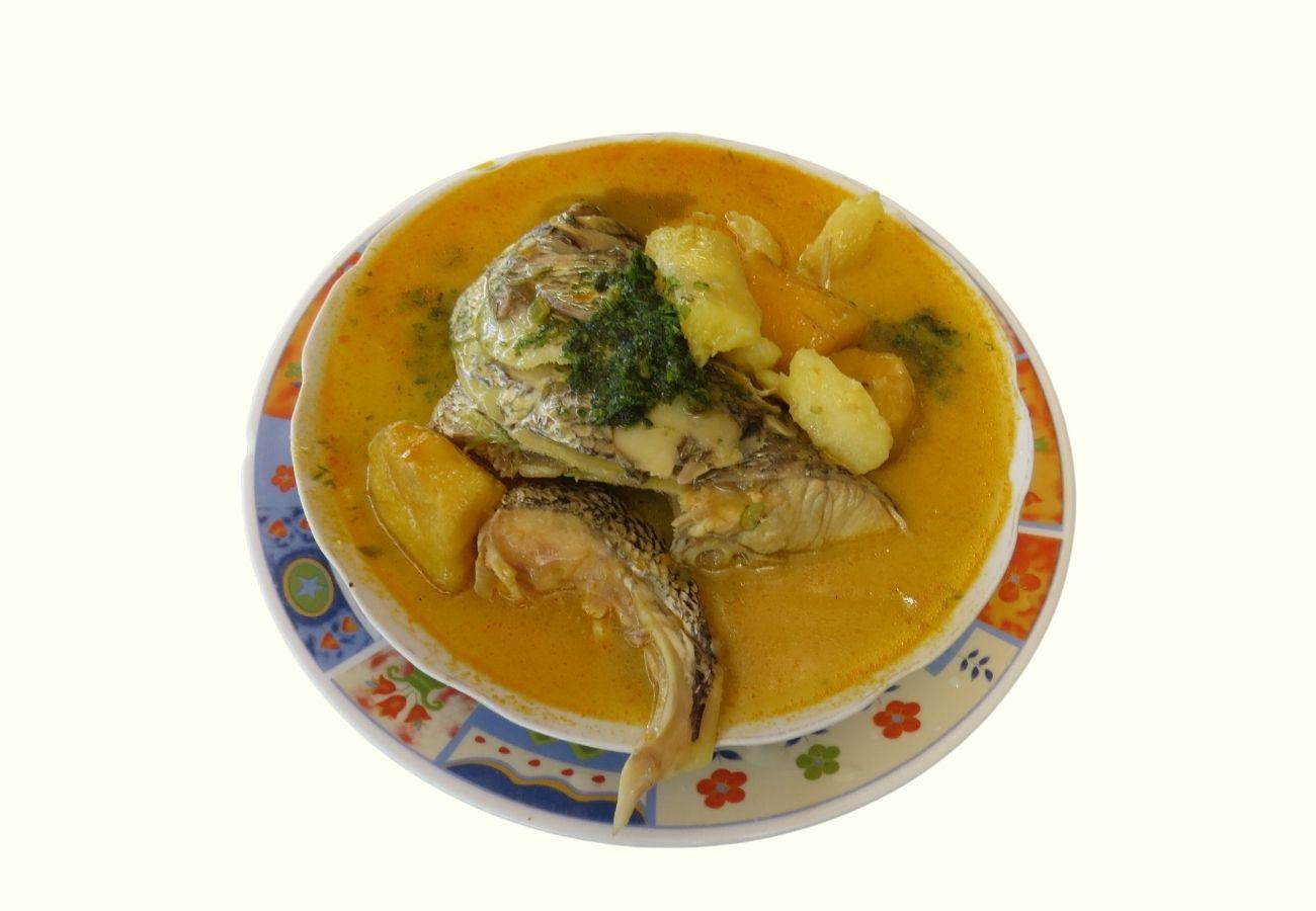 sancocho de pescado